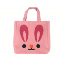 Japanese Bento Accessories Bento Bag Cute Animal Face Rabbit