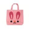 Japanese Bento Accessories Bento Bag Cute Animal Face Rabbit