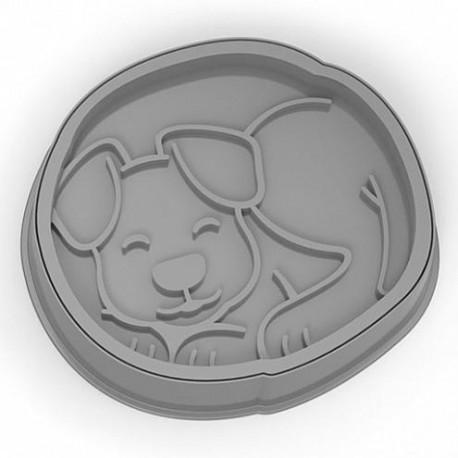Pocket Sandwich Cutter and Sealer Dog
