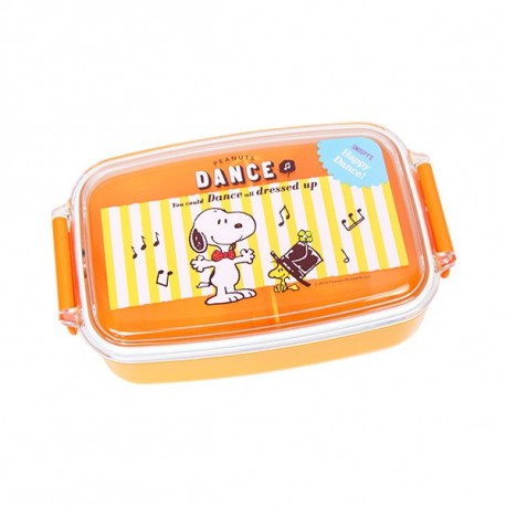 Microwavable 500ml Bento Lunch Box Doraemon Snoopy