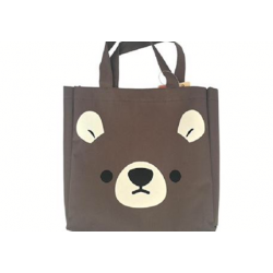 Japanese Bento Accessories Bento Bag Cute Brown Bear