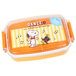 Microwavable 500ml Snoopy Bento Lunch Box