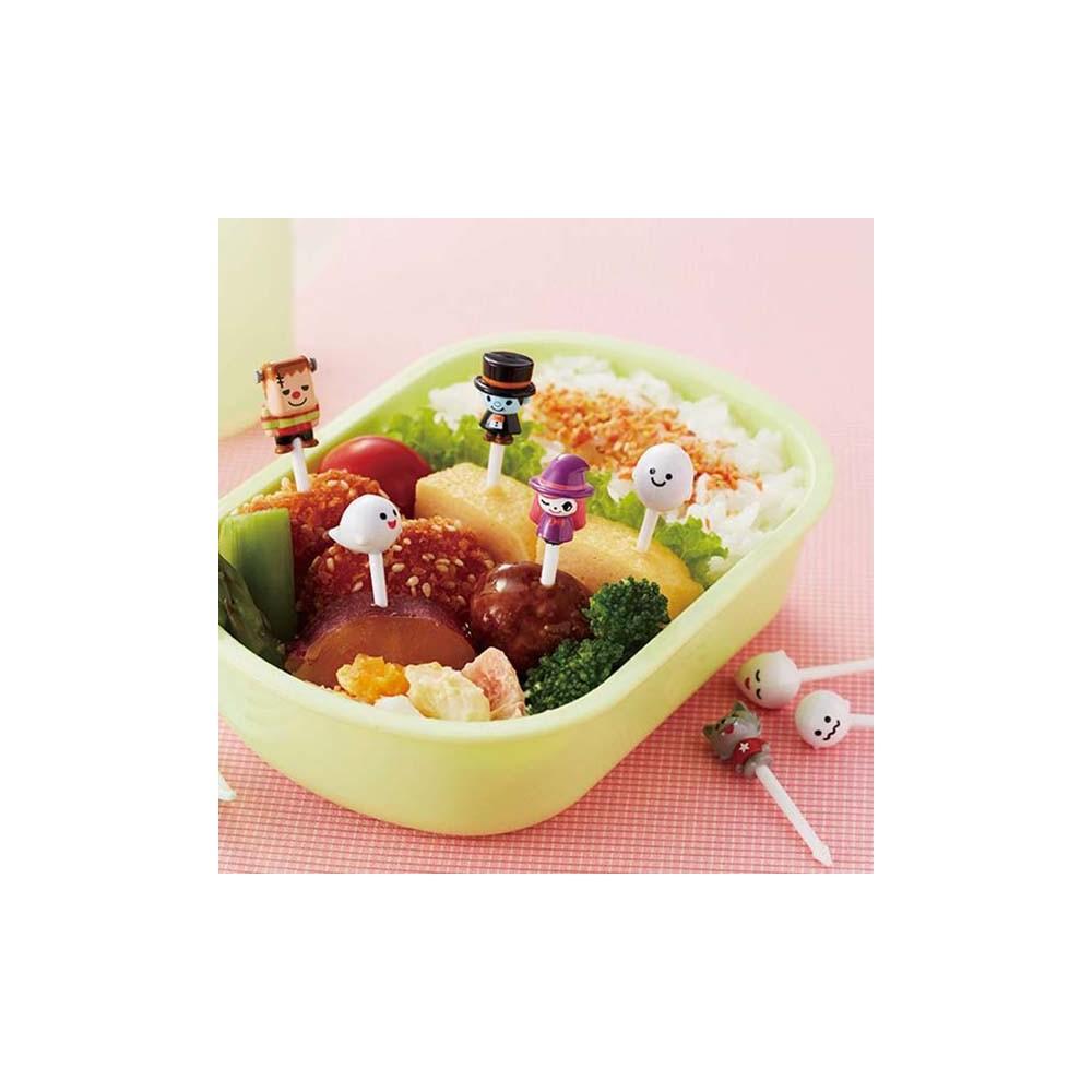 Japanese Bento Food Pick Halloween Haunted Party Picks 8P