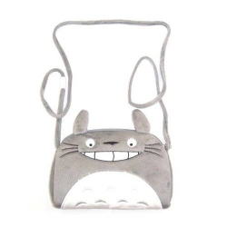 Multi-Purpose Totoro Cross-Body Bag