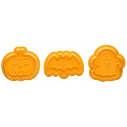 Japanese Bento Cookie Cutter Stamp Halloween