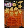 Fun Halloween Cookie Stamp set Fun Halloween Made in Japan