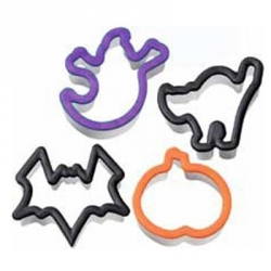 Bento Decoration Accessories Cookie Cutter Halloween Shape