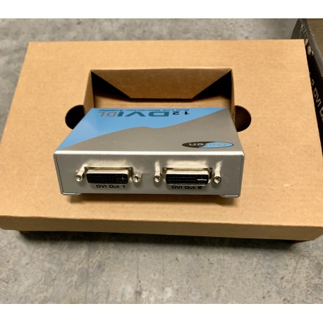 Gefen 1:2 DVI Dual Link Splitter NEW In Box