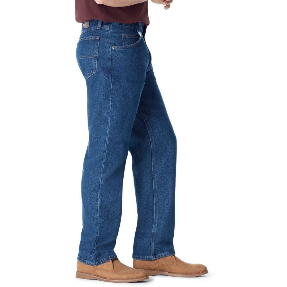 21424692 ... Wrangler Men's Big-Tall Authentics Classic Relaxed-Fit Jean, 44 x 29,  ...