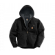 Carhartt Mens Big & Tall QFL Duck Active Jacket New