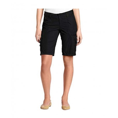NEW Dickies Women's 11-Inch Relaxed Cargo Short Stain & Wrinkle Resistant Size 14