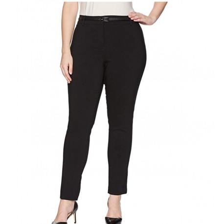 NEW Plus Size York Women's Belted Pant Size 20 W