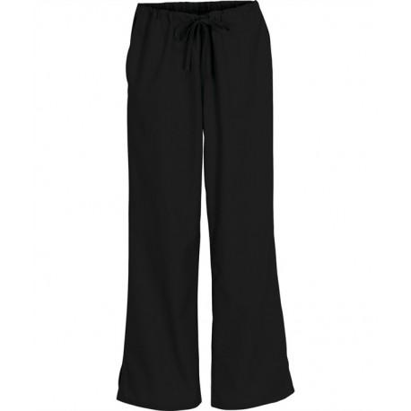 NEW Cherokee Women's scrub Flare-Leg Drawstring Pant XL