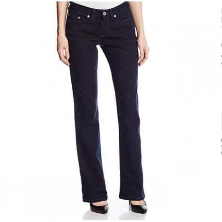 New Dickies Women's Curvy Bootcut Leg Denim Jean Size: 18 R