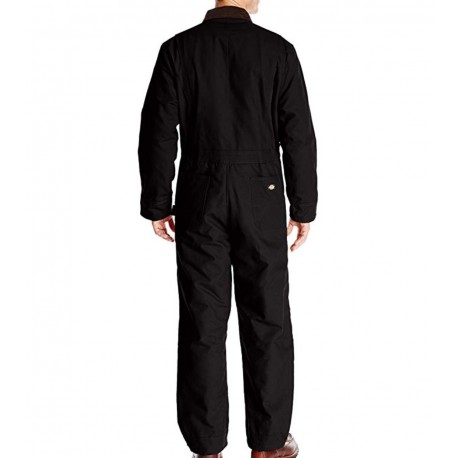 NEW Dickies Men's Sanded Duck Insulated Coverall Size XL