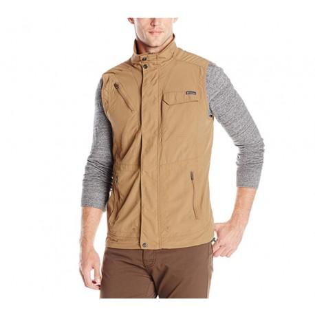 NEW Columbia Sportswear Men's Silver Ridge Vest Size M