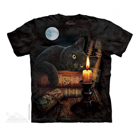 The Mountain The Witching Hour Adult T-Shirt 2XL