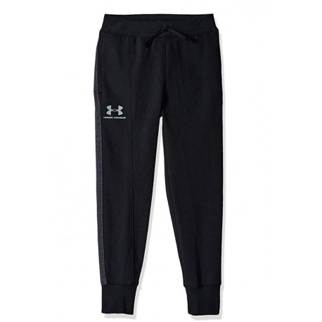 New Under Armour Boys Rival Blocked Jogger Size: M