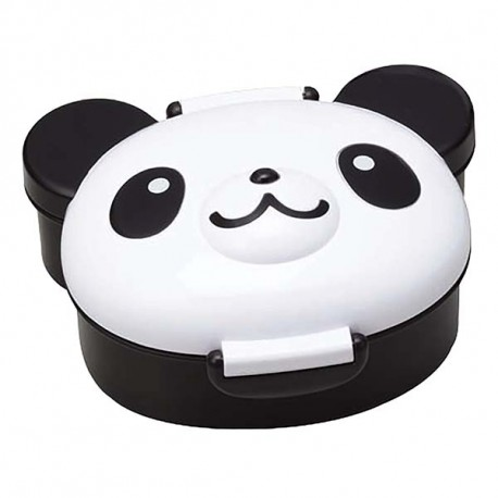Japanese Bento Lunch Box Die Cut Panda Face