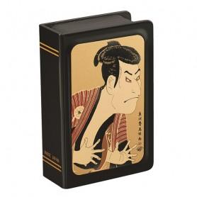 Made in Japan Book Style Bento Lunch Box - Sharaku