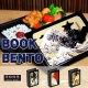 Made in Japan Book Style Bento Lunch Box - Traditional