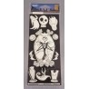 Nightmare Before Christmas Glow in the Dark Stickers 5