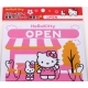 Hello Kitty Sign OPEN
