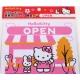 Hello Kitty Sign OPEN
