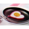 Japanese Bento Silicone Cooking Mold HEART