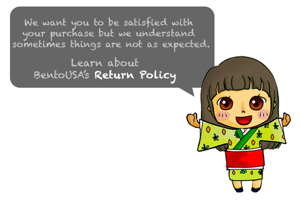 BentoUSA's return policy