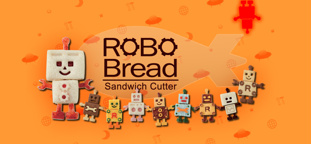 Robot Sandwich and Cookie Cutter